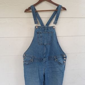 Isabel Maternity Overalls.  Size 8